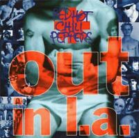 RED HOT CHILI PEPPERS out in l.a. (CD, Compilation) Alternative Rock, Funk Metal