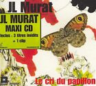 CD Jean Louis MURAT - Le cri du papillon 5 titres RARE