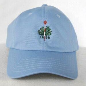 *MERION GOLF CLUB* Polyester Golf hat cap *IMPERIAL HEADWEAR* Top 100