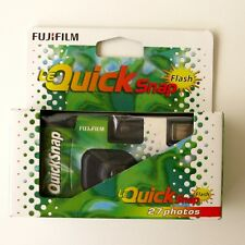 Appareil photo jetable QUICK SNAP FLASH FUJIFILM - 27 poses - Péremption 2012 -
