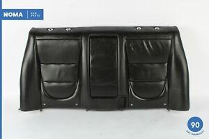 04-07 Jaguar X350 XJ8 VDP Rear Back Top Upper Seat Cushion w/ Arm Rest LEG OEM