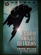Batman: The Dark Knight Returns TPB 10th Anniversary Edition * Frank Miller