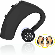 Universal Bluetooth HD Stereo Headset Earpiece for IOS Android Motorola LG ZTE