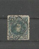 Perfins Spanien Old Stamps Briefmarken Sellos Timbres