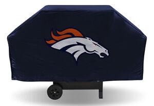 NFL Denver Broncos Economy Barbeque BBQ Grill Cover