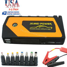Car Jump Starter Pack Portable Charger Booster Power Bank Battery SOS 69800mAh