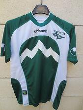 VINTAGE Maillot SLOVENIE Uhlsport shirt SLOVENIJA NZS S
