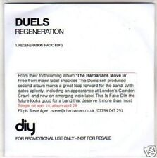 (H200) Duels, Regeneration - DJ CD
