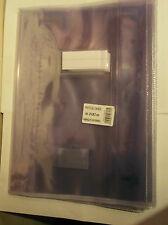 ELBA Protège-cahier 21x29.7 /A4, Incolore ,Cristal Luxe. Vends autres Papeteries