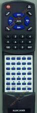 Replacement Remote for ADMIRAL 62376430, VCH973U, JSJ20451, VCA573U