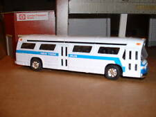 CLASSIC Toy City Bus  New York Fishbowl (approx 1/72 ) 6""