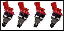 fit Nissan 180sx 240sx 200sx S13 S14 S15 SR20DET KA24DE 650cc Fuel Injectors