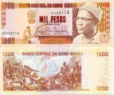 GUINEE BISSAU GUINEA 1000 PESOS 1993 UNC NEUF