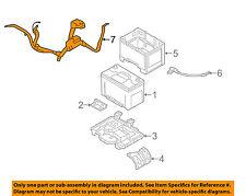hyundai car truck battery cables connectors ebay rh ebay com 12 Volt Dual Battery Wiring Diagram Parallel Battery Wiring Diagram