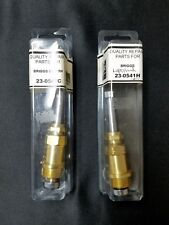 Replacement Hot & Cold Stems For Briggs (23-0541)