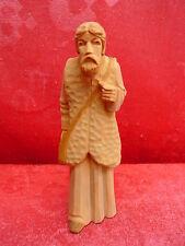 schöne,alte Krippenfigur__Holz  geschnitzt __14cm__