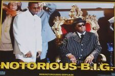 NOTORIOUS B.I.G. - Lobby Cards Set - Christopher Wallace