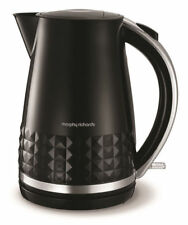 Morphy Richards Dimensions 3000W 1.5L Electric Jug Kettle - Black (108261)