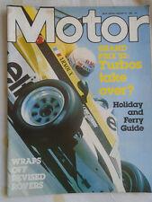Motor 23/1/82 Citroen 2CV6 Special