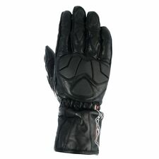 Gants de course, sport en cuir pour motocyclette Homme