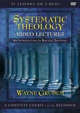 SYSTEMATIC THEOLOGY VIDEO LECTURES - GRUDEM, WAYNE - NEW BOOK