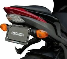 Soportes de matrícula para motos Suzuki