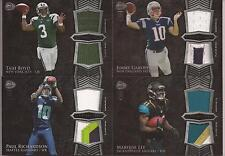 2014 BOWMAN STERLING MARQISE LEE ROOKIE DUAL/RELIC CARD BSRDR-ML