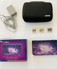 Nintendo New 3DS XL Galaxy Edition