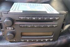 C6 Corvette AM / FM / Single Disc CD / Radio 2005-2010 OEM - Head Unit Only