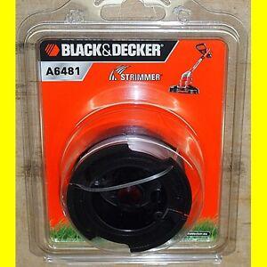 Black & Decker A6481 Fadenspule Reflex 10 m / Durchmesser 1,5 mm für GL280 + + +