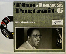 "MILT JACKSON THE JAZZ PORTRAIT 6- BLUES FOR DIAHANN, WHISPER NOT 7 "" SINGLE"