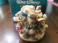 Walt Disney Gallery 2000 Harmony Kingdom Donald Duck Through the Years Mib