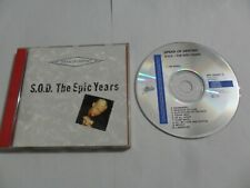 Spear of Destiny - S.O.D. / The Epic Years (CD 1987)  New Wave