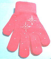 New Youth Ice Skating Gloves Medium Red