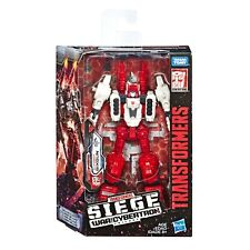 Transformers War for Cybertron Deluxe WFC-S22 Autobot Six-Gun Weapon NIB