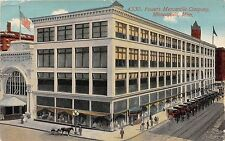Minnesota postcard Minneapolis Powers Mercantile Co. Department Store ca 1913