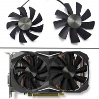New original for ZOTAC GTX 1080 TI MINI 11GB GDDR5X Graphics card fan DC12V 4Pin