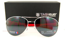 Brand New TAG Heuer Sunglasses LRS 0253 102 GREY for Men