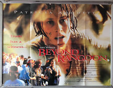 Cinema Poster: BEYOND RANGOON 1995 (Quad) Patricia Arquette Frances McDormand