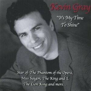 Kevin Gray-It`s My Time To Shine (US IMPORT) CD NEW