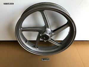DUCATI 998 S 2002 FRONT WHEEL GENUINE OEM LOT80 80D5359