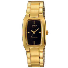 Casio LTP-1165N-1C Gold Watch with black dial LTP1165