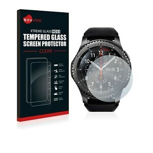 Tempered Glass Screen Protector for Samsung Gear S3 Frontier / S3 Classic