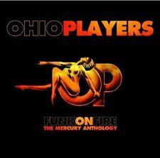 OHIO PLAYERS FUNK ON FIRE MERCURY ANTHOLOGY REMASTERED 2 CD NEW