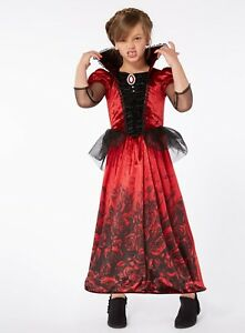 Halloween Fangtastic Vampiress Fancy Dress Hat Dressing up Costume H17