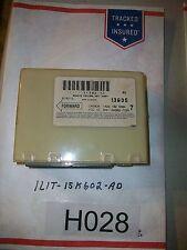 2001 EXPEDITION REMOTE KEYLESS ANTI THEFT LH KICK PANEL  1L1T-15K602-AD  #H028-1