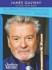 The Carnival of Venice for Flute and Piano Book New 000240977