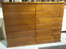 Urban 12 drawer 1800 wide chest of drawers