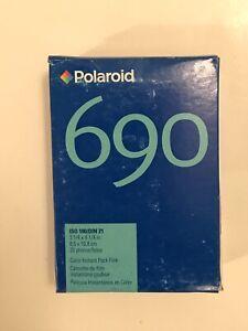 Polaroid 690 Film 20 Photo's Pack ~ SEALED ~ Two 10-Packs