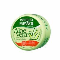 Instituto Espanol 400ml Aloe Vera Hand and Body Cream with vitamins